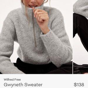 Wilfred Free Gwenyth Sweater